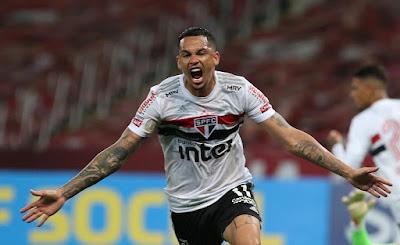 Atacante do São Paulo