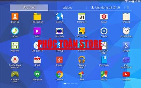 Tiếng Việt samsung T530 4.4.2 alt