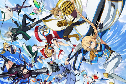 Download Anime Dragon Crisis Hangyakusei Million Arthur (Episode 1-5) Subtitle Indonesia X265
