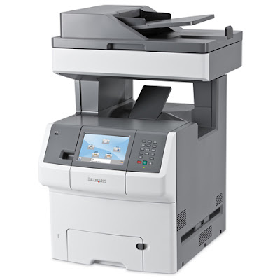 Lexmark X734de Driver Download