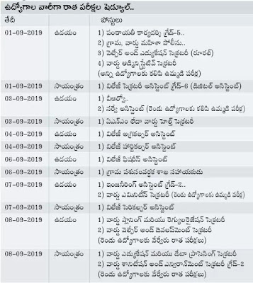 AP-Grama-Sachivalayam-Hall-Ticket