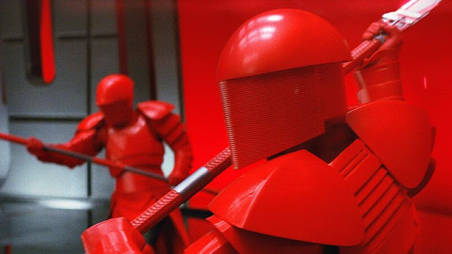 Red, Guard, Color, Star Wars