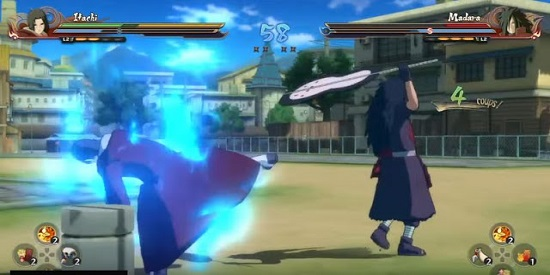 Naruto Shippuden Ultimate Ninja Storm 4 PC Game DownloadThe Games Tec