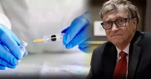 Έχασε τα λόγια του ο Μπιλ Γκέιτς στην ερώτηση εάν το εμβόλιο για τον κορωνοϊό είναι ασφαλές ή όχι