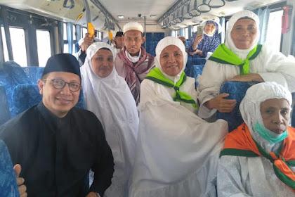Jamaah Indonesia Harus Perhatikan Larangan Lontar Jumrah