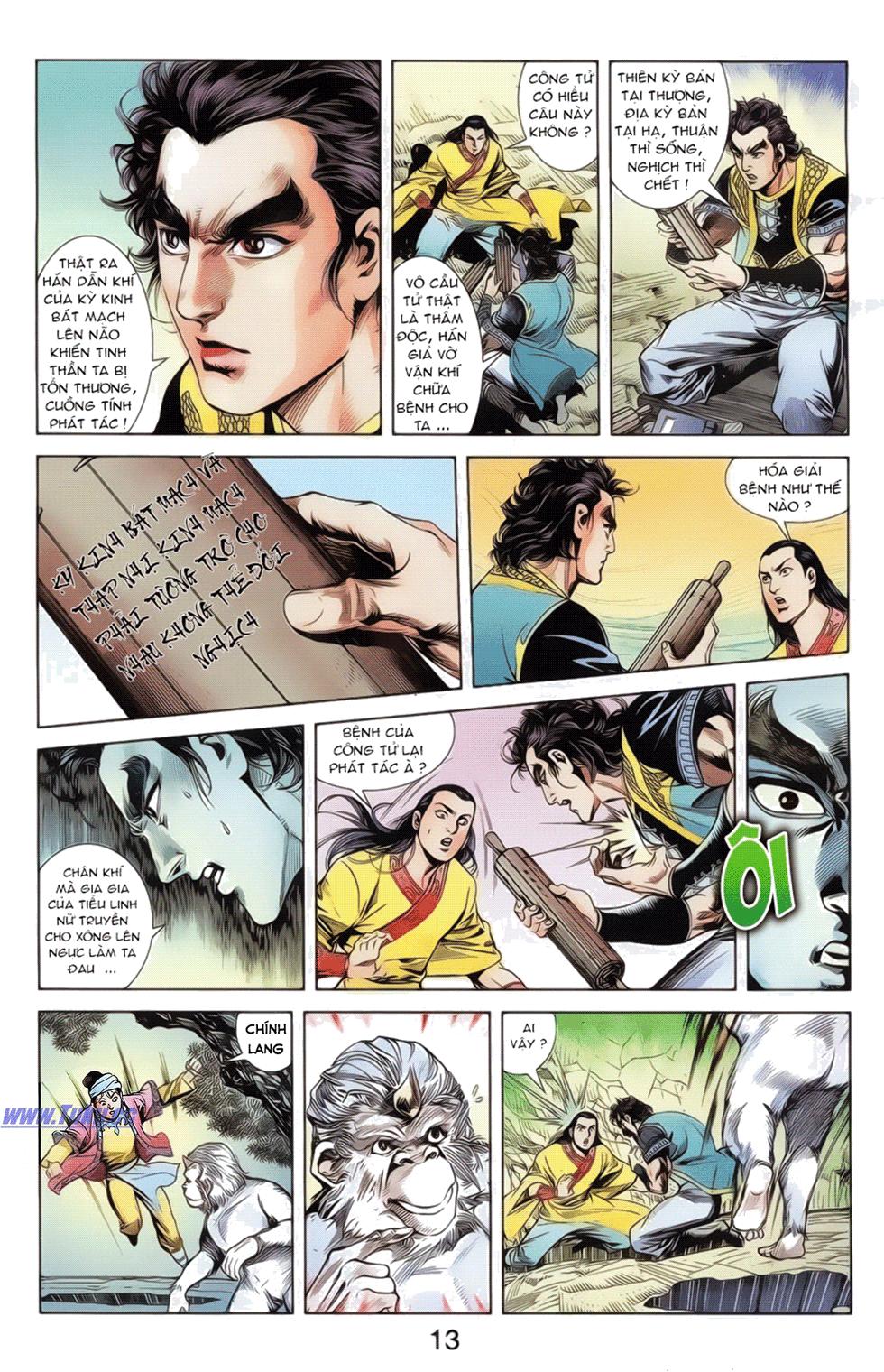 Tần Vương Doanh Chính chapter 19 trang 26