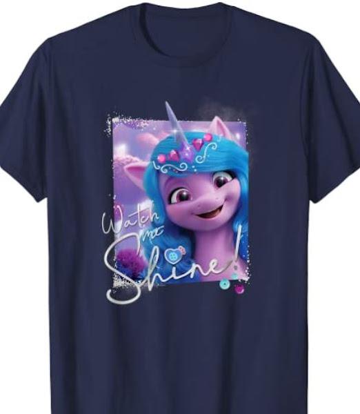 My Little Pony: A New Generation Unicorn Watch Me Shine! T-Shirt