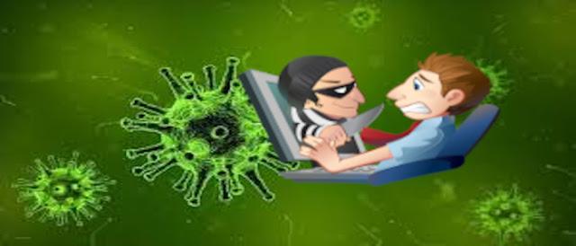 كيف يتم استهداف الناس عن طريق مخاوفهم من فيروس كورونا