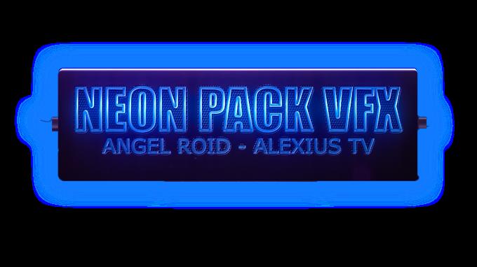 NEON PACK VFX 🔥