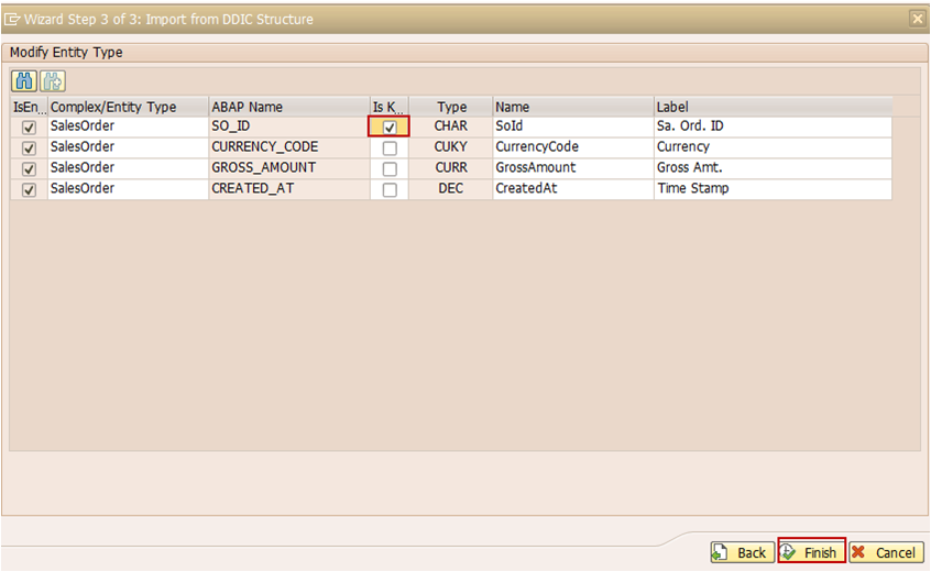 SAP ABAP Central: Expose CDS Views as OData Service