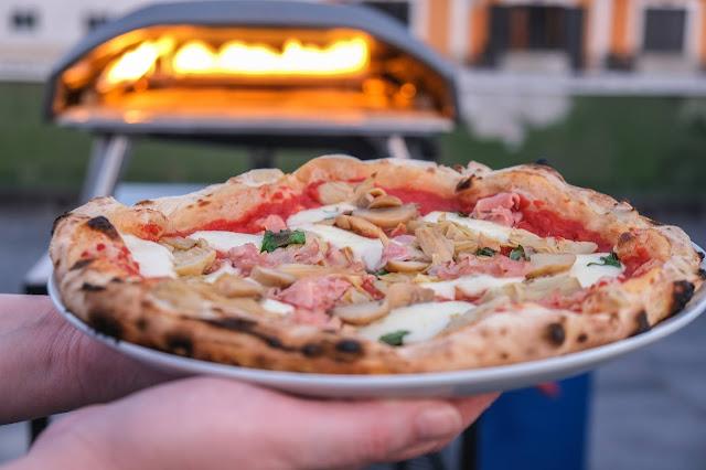 Impasto pizza napoletana fatta in casa