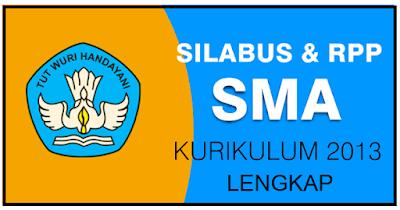 Download RPP dan Silabus SMA/SMK Gratis Revisi 2019