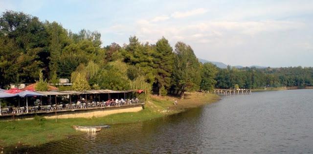 Tirana Lake Park