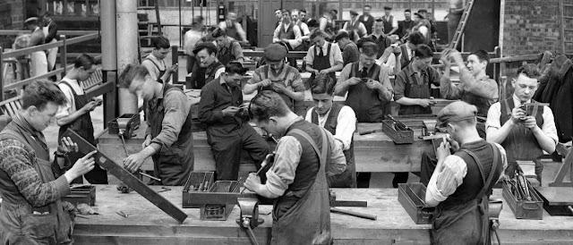 Centro de trabajo y trabajadores