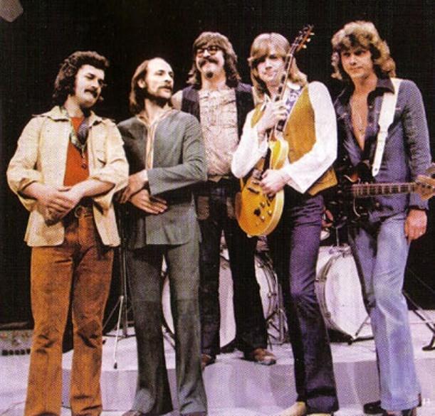 Rock On Vinyl The Moody Blues Caught Live 5 1977