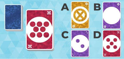 Which card can you play here?
