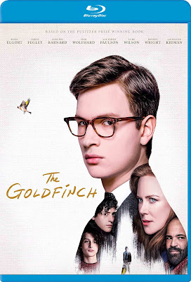 The Goldfinch [2019] [BD25] [Latino]