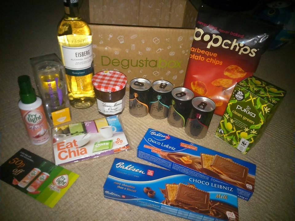 december degustabox uk