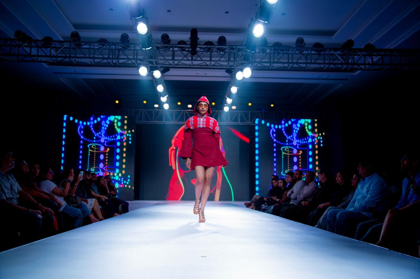 Whistling Woods International S Wwi Annual Fashion Graduation Show Aiyanna 2019