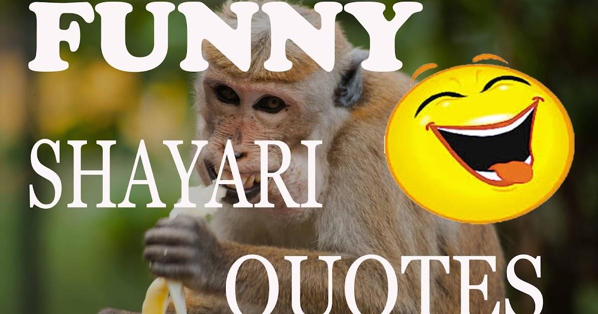 20 Latest Funny Shayari Comedy Shayari Funny Status