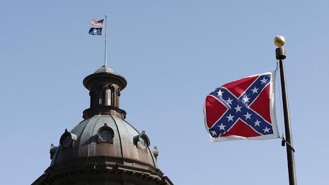 El Cuerpo de Marines de EE.UU. prohíbe la exhibición de la bandera confederada