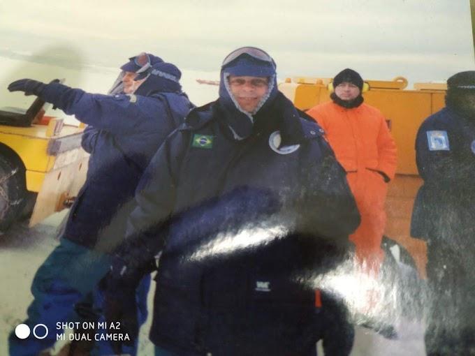 PRESERVAÇÃO - Paulo Marinho destaca a importância da nova Estação na Antártida