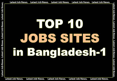 Top 10 jobs site in Bangladesh.