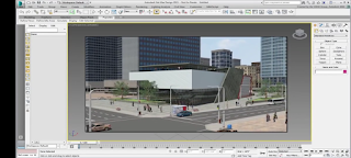 AutoDesk Maya 3D modeling