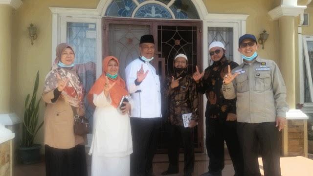 Ditemani 4 Anggota DPRD Bukittinggi Saat Blusukan, Marfendi : Ini Sangat Luar Biasa