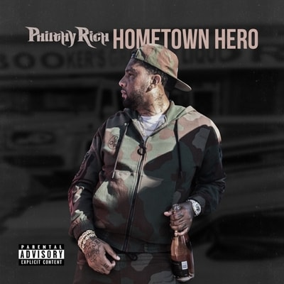 Philthy Rich - Hometown Hero (2020) - Album Download, Itunes Cover, Official Cover, Album CD Cover Art, Tracklist, 320KBPS, Zip album
