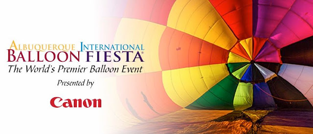Canon Returns as Presenting Sponsor for 2018 Albuquerque Balloon Fiesta
