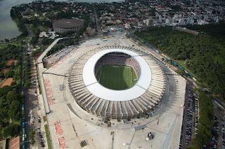 Mineirão - Belo Horizonte - Minas Gerais - Copa do Mundo