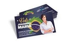 cartão de visita politico