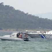 Μεταφέρονται στο Λαύριο τα δύο πλοία που συγκρούστηκαν στην Άνδρο