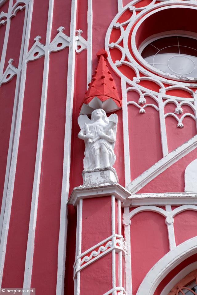 храм преображения господня в селе красном