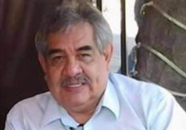 Falleció el periodista José Vera Zambrano. Facebook
