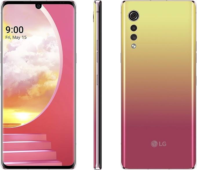 جوال LG Velvet 5G بأفضل سعر على امازون السعوديه