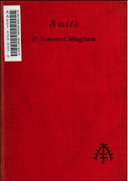 Smith, 1913 Heinemann - W. Somerset Maugham