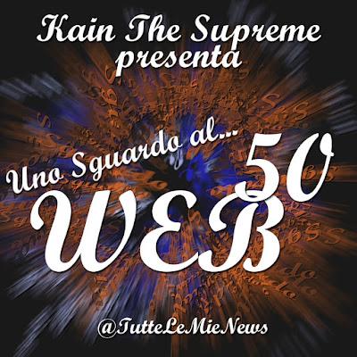 Uno sguardo al #web N° 50