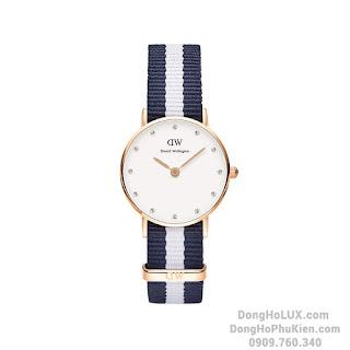 Đồng hồ Daniel Wellington Classy Glasgow 26mm 0908DW chính hãng