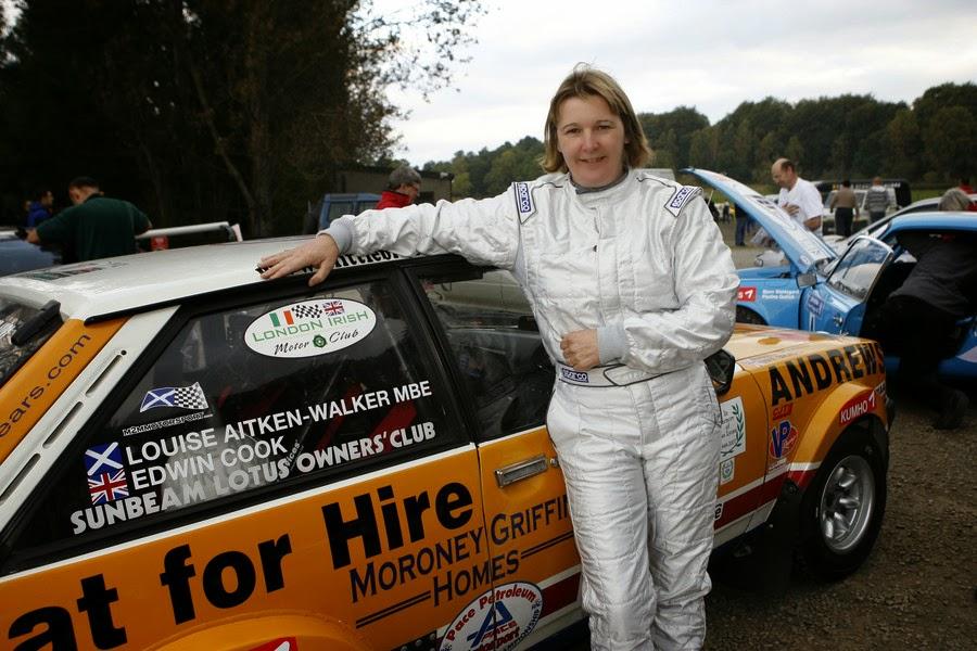 Rally Car Hire Uk