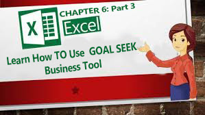 step by step practical tutorial on how to use the goal seek tool in ms excel