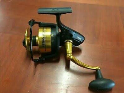 PENN  Spinfisher V Spinning Reel SSV 8500