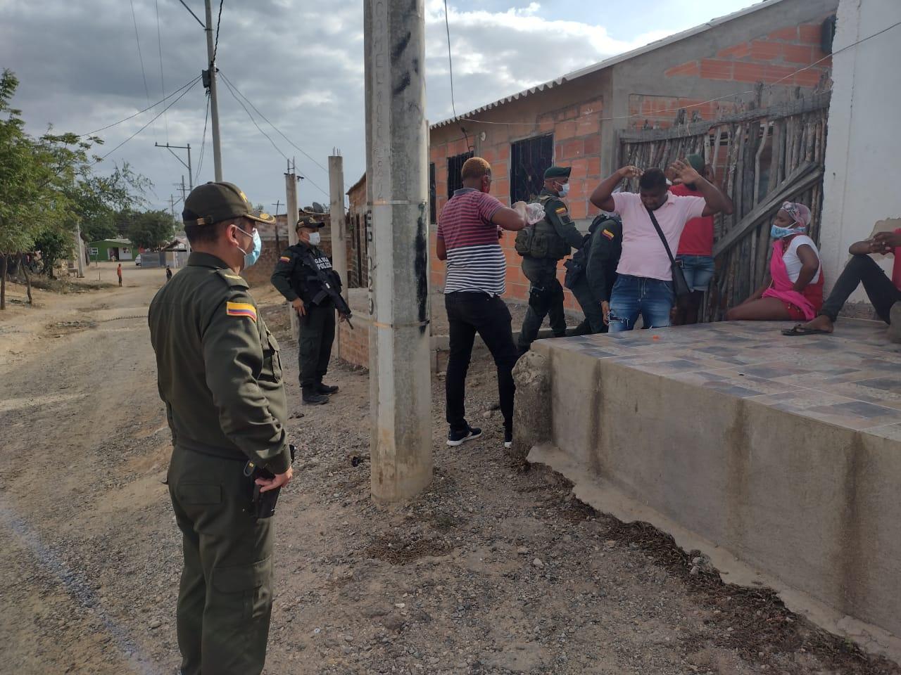 hoyennoticia.com, Más de 110 parrandas intervenidas en La Guajira