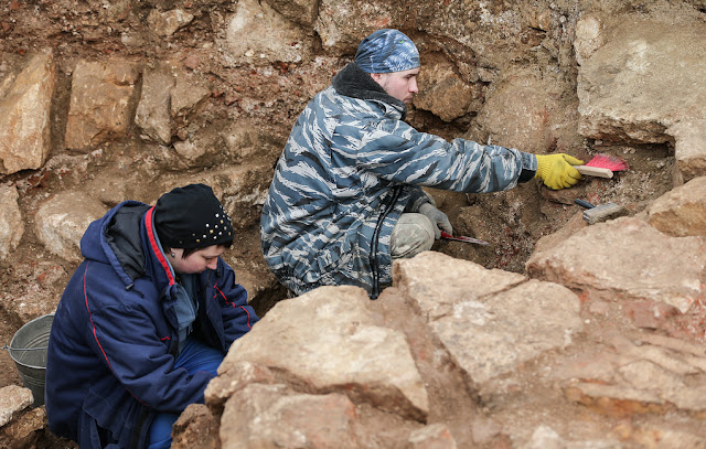 Unique ancient Greek altar discovered on Russia's southern Taman Peninsula
