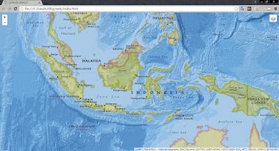 Peta Web Dengan LeafletJS