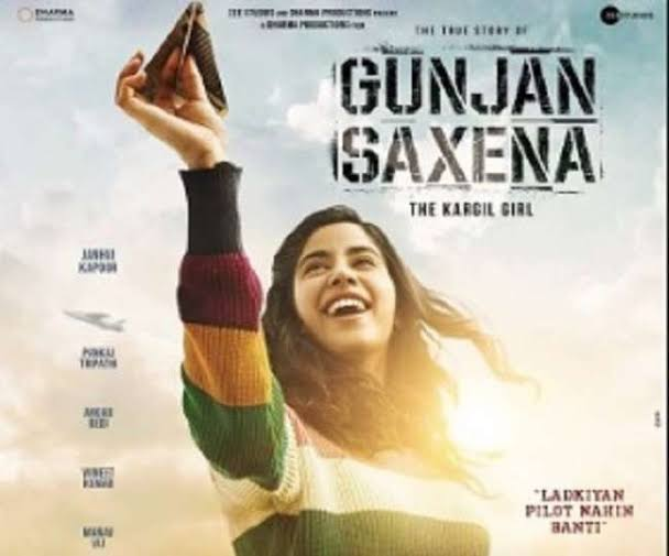 Gunjan Saxena The Kargil Girl Movie Review