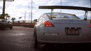 Nissan NFS Payback Wallpaper