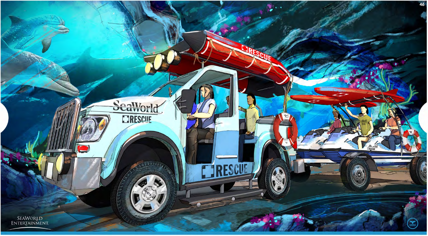 Newsplusnotes Seaworld Entertainment Gives A Look At The