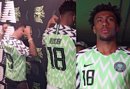 e9408ab92 ... Generation in their maiden World Cup campaign in the United States in  1994 should earn it major points for nostalgia among Super Eagles  supporters.